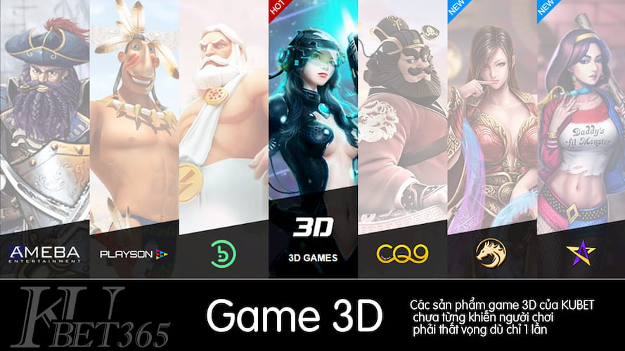 game 3D