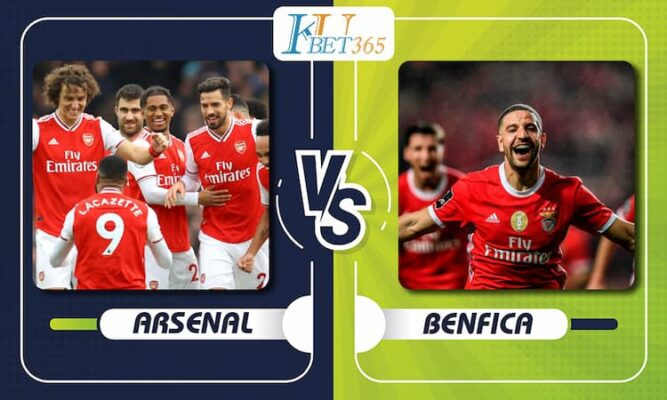 Arsenal vs Benfica