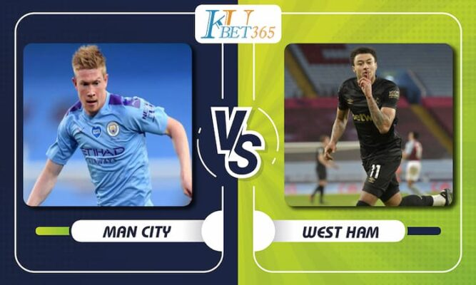 Man City vs West Ham