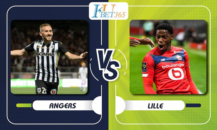 Angers vs Lille